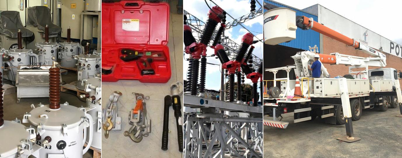 Eletricidade e Manutenção